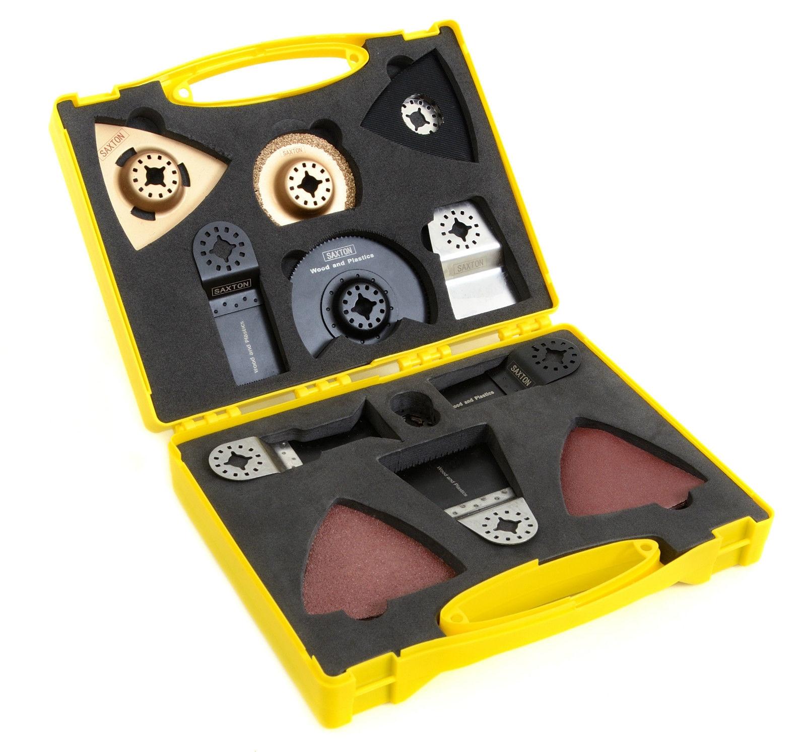 Bosch Oscillating Multitool 1x Saxton 65mm Wood Blade for Fein Multimaster